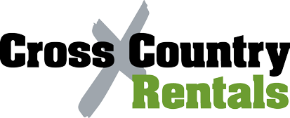 Cross Country Rentals' Logo