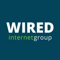 Wired Internet Group's Logo