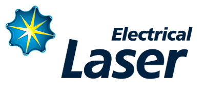 Laser Electrical's Logo