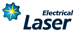 Laser Electrical Auckland Central's Logo