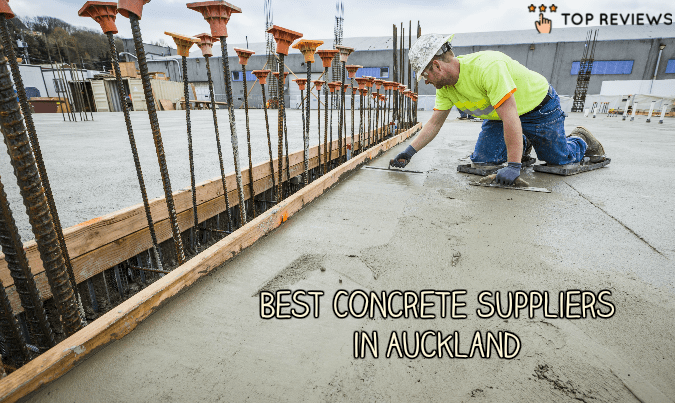 Best Concrete Suppliers in Auckland