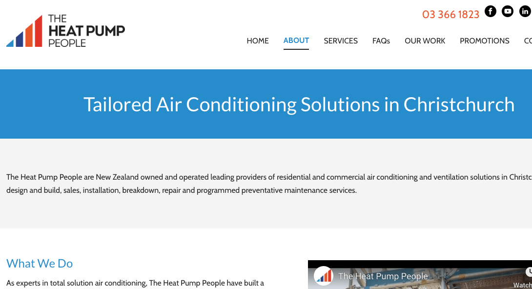 The Heat Pump People's Homepage