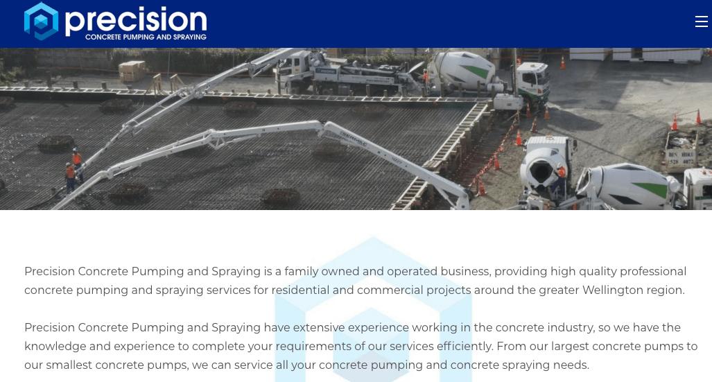 Precision Concrete Pumping & Spraying's Homepage