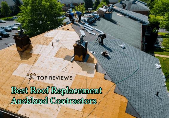 Best Roof Replacement Auckland Contractors