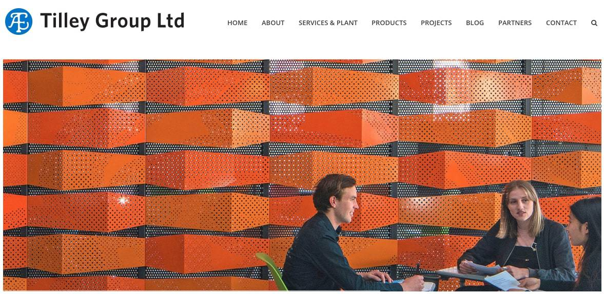 Tilley Group Ltd's Homepage