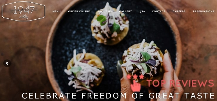 1947 Eatery's Homepage