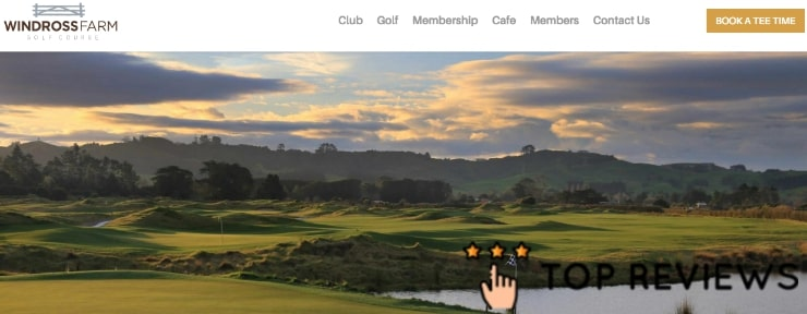 Windross Farm Golf Course's Homepage