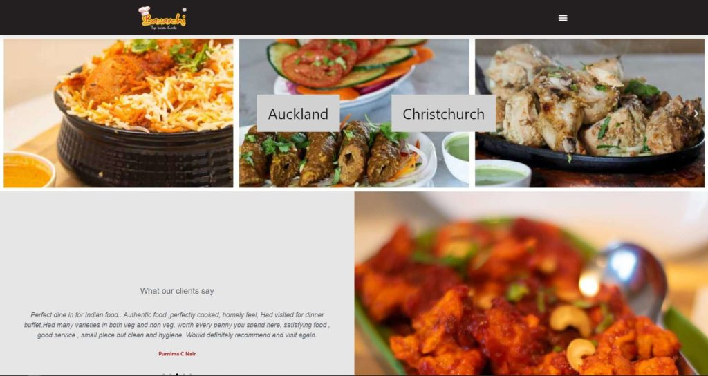 Bawarchi's Homepage