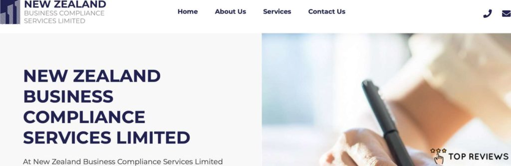New Zealand Business Compliance Services Ltd's Homepage